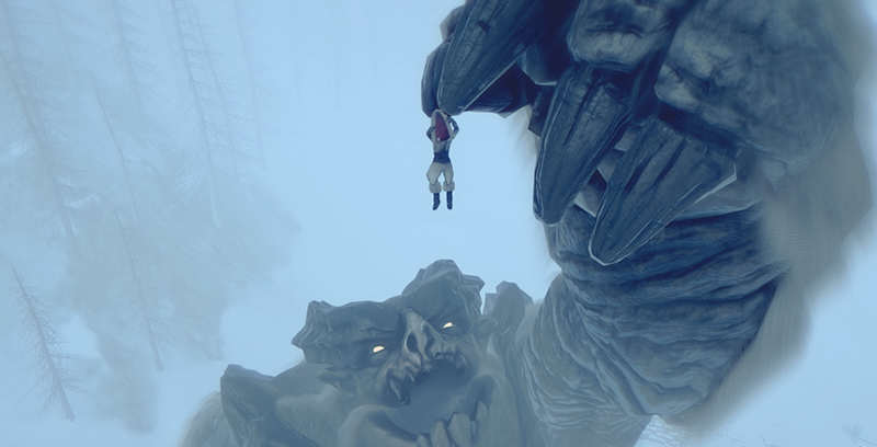 Shadow Of The Colossus Inspired Prey For The Gods Launches Kickstarter FacebookThumbnail 39
