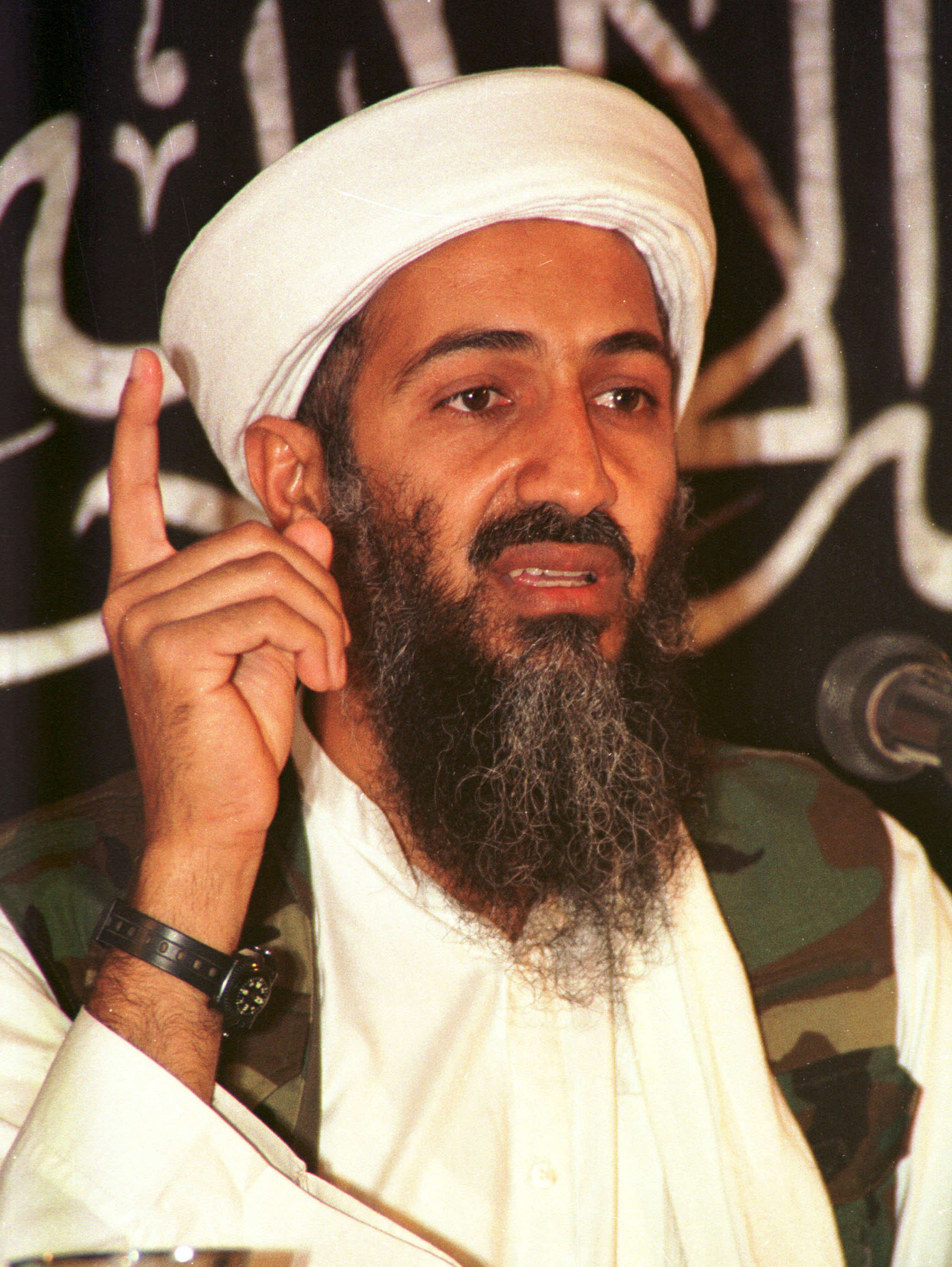 Osama Bin Ladens Son Vows Revenge On U.S. In Chilling Message GettyImages 1776472