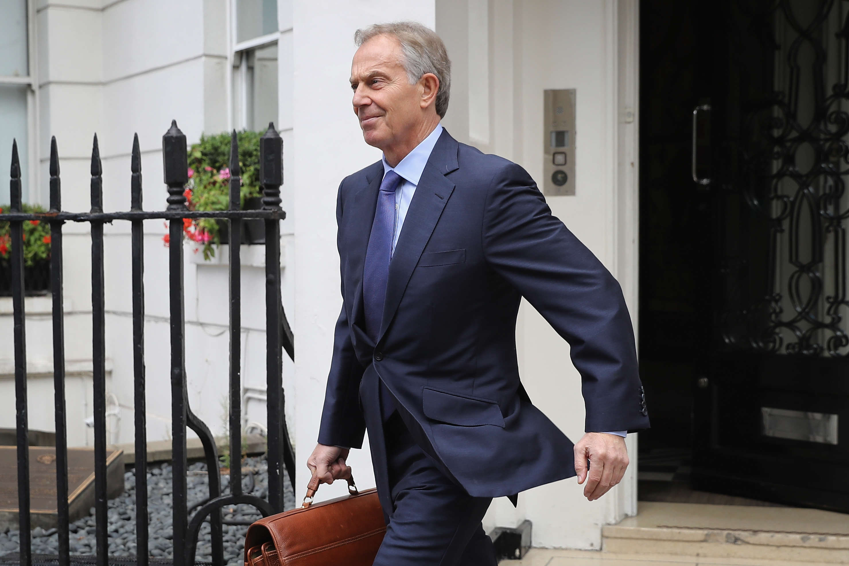 Chilcot Report: Tony Blair Knew That Iraq War Would Increase Terrorism GettyImages 545070288