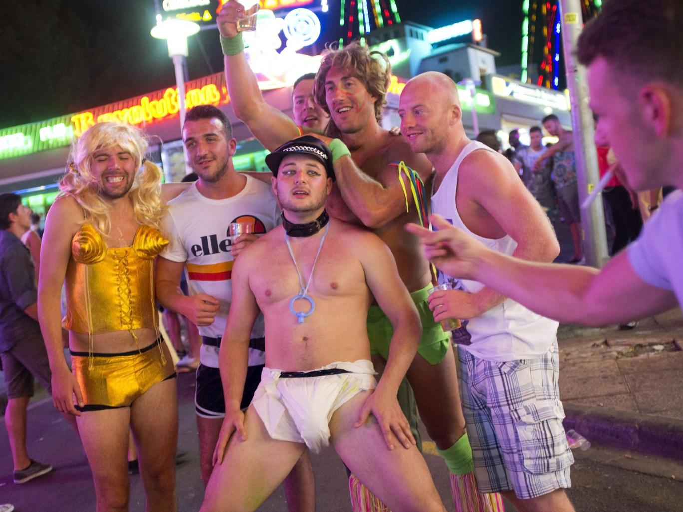 These Are Most Shocking NSFW Moments From Brits Abroad In Magaluf Magaluf 11