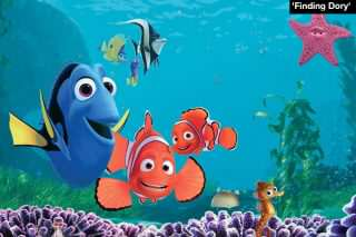 MarlnDory 320x213 Finding Dory Found Its Way Into Our Hearts