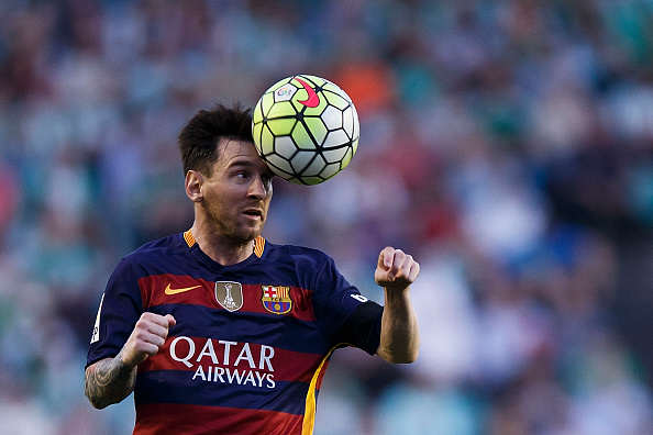 Messi getty Gonzalo Arroyo Moreno 2 Pedro Makes Audacious Comments About Chelsea Teammate