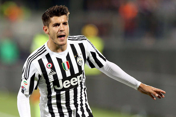 Morata Juve Getty 1 Chelsea Boss Makes Statement Clarifying Diego Costas Future