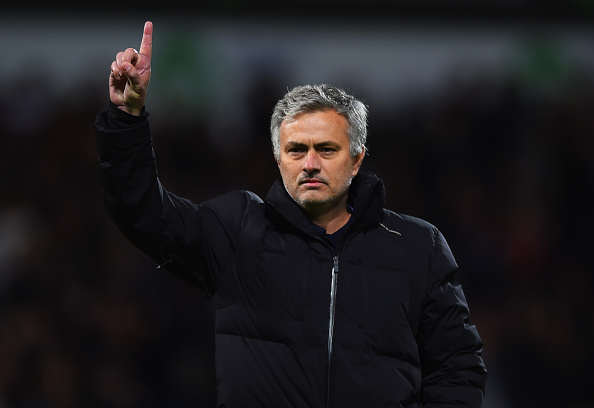 Mourinho Getty Point 1 Mourinho Eyes Highly Rated English Starlet