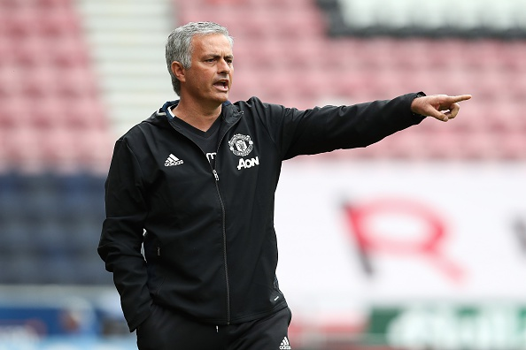 Mourinho Getty Pre Season Mourinho Thinks Deal Of The Decade Is Already Done