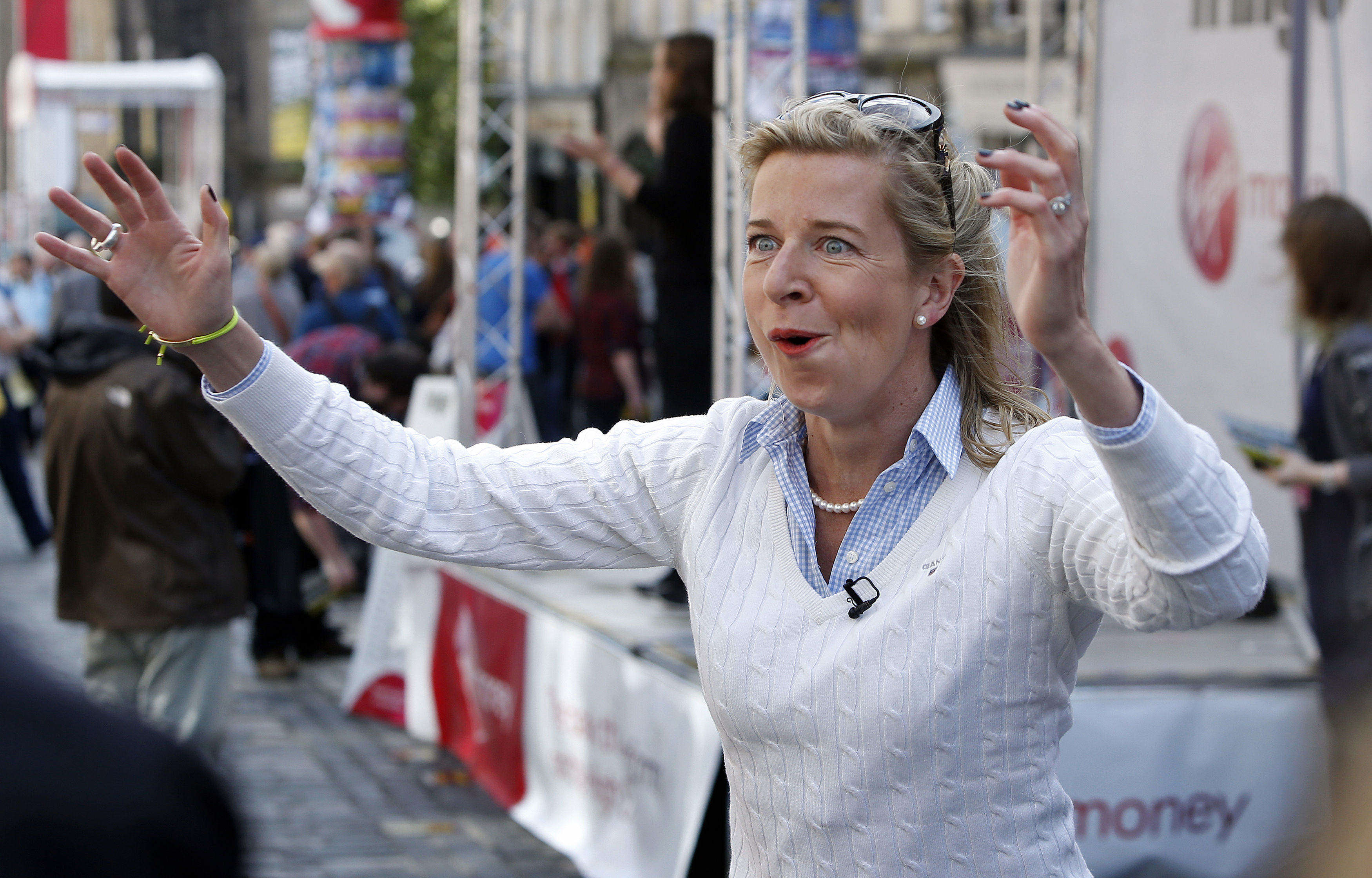 PA 23910461 1 Katie Hopkins Just Massively Embarrassed Herself Live On Air