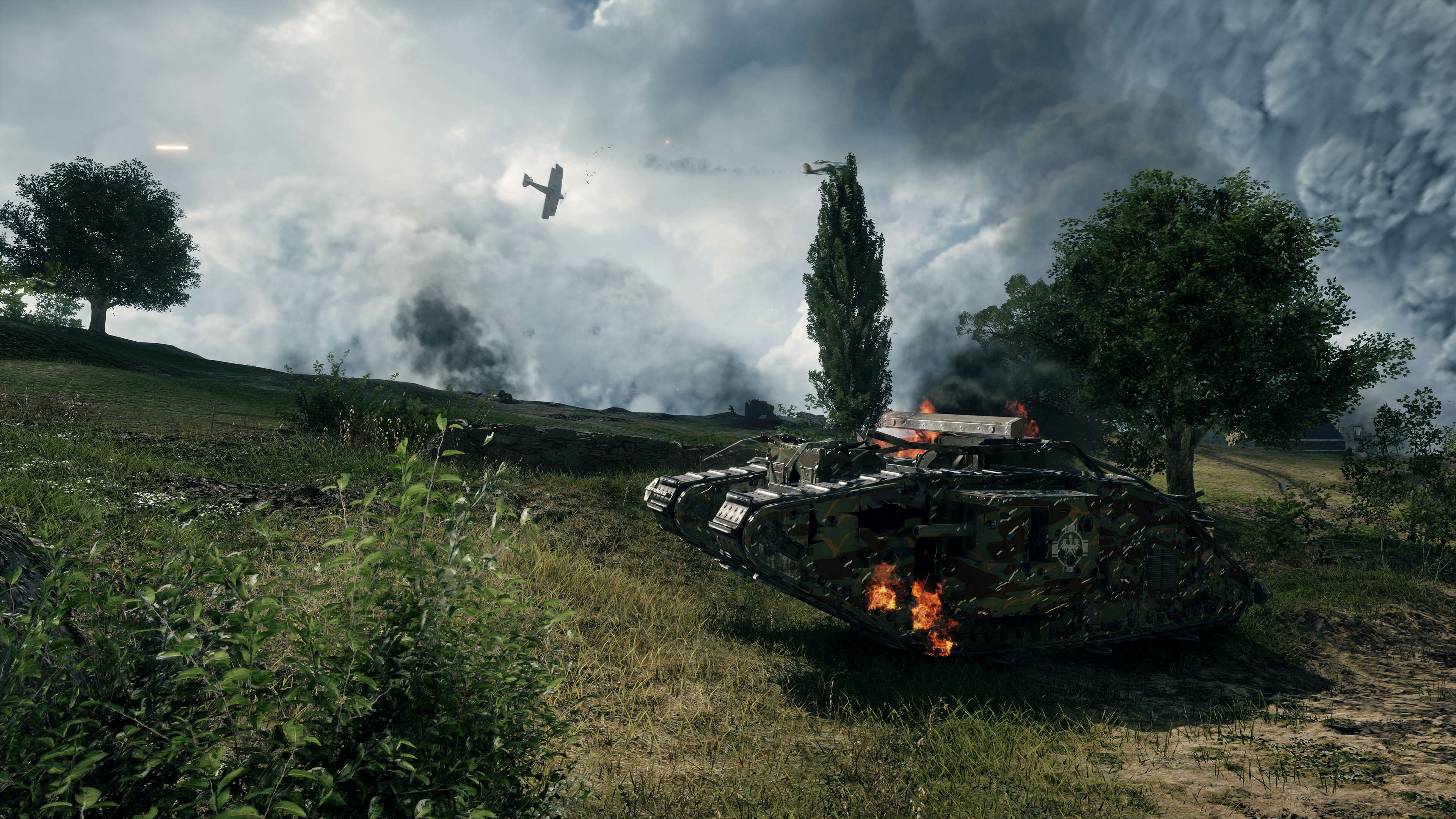 PwpMBDS These Battlefield 1 Spectator Mode Screenshots Are Gorgeous