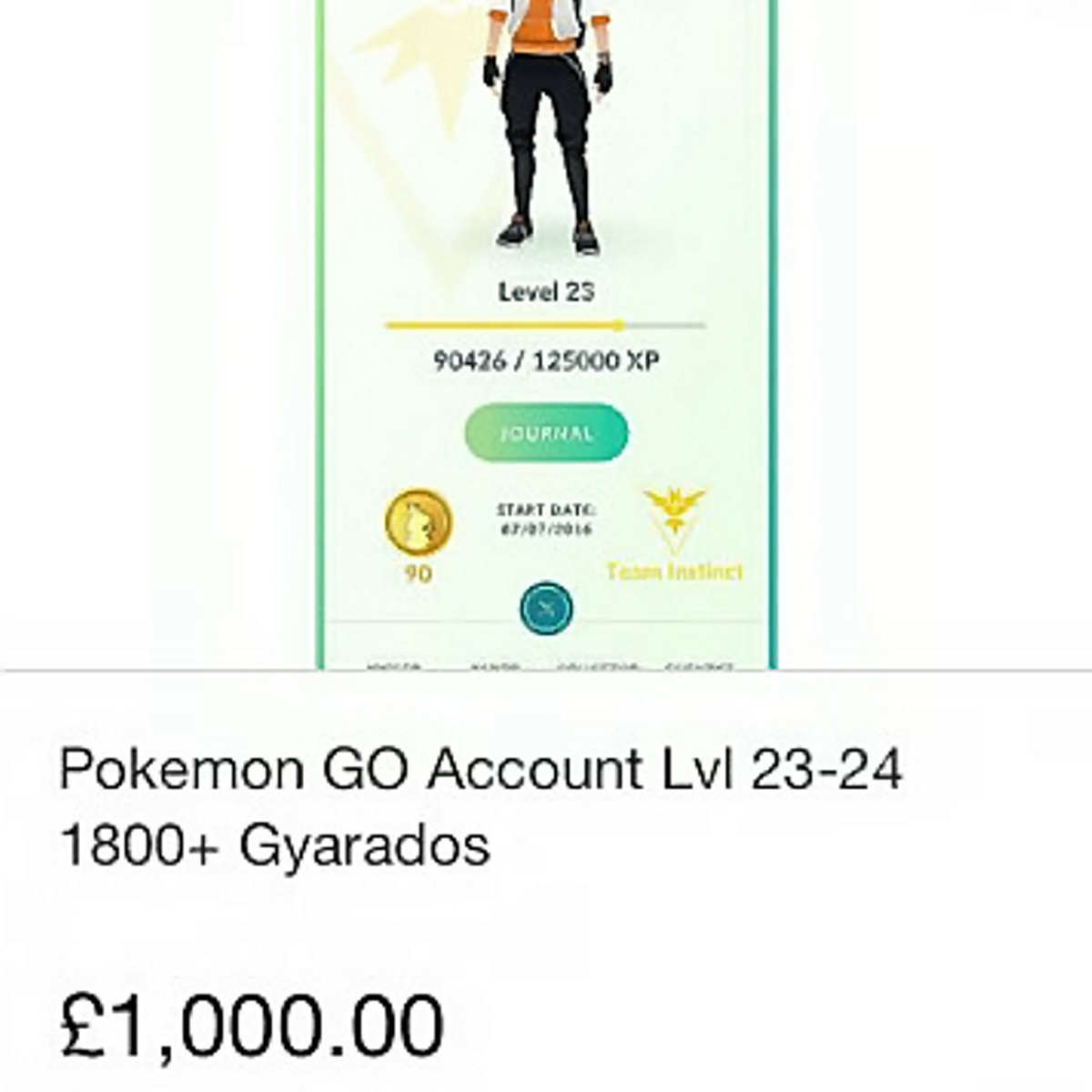 SWNS POKEMAN PEDRAZA 05 Woman Quits Job To Make Living Playing Pokemon GO, Heres How