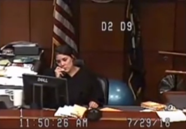 Screen Shot 2016 07 31 at 11.23.34 Jail Sends Woman To Court With No Pants, Judge Goes Ballistic