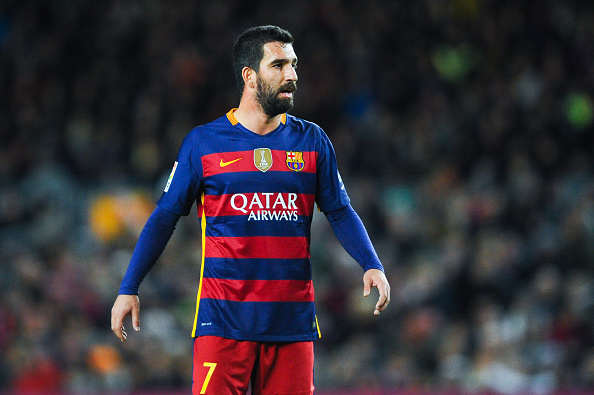 Boost For Premier League Duo As Barca Admit Star Could Leave Turan Barca Getty