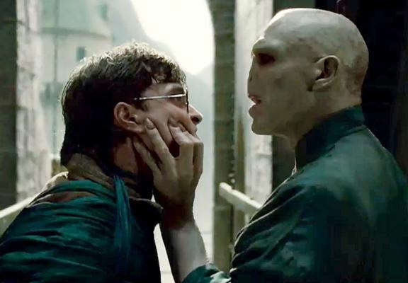 Voldemort featred Daniel Radcliffe Reveals The Thing That Scared Him Most While Filming Harry Potter