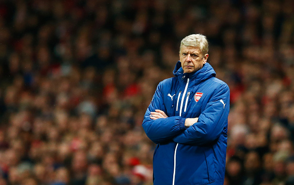 Wenger Getty Glum Arsenal Abandon Higuain Hopes With French Forward Their Top Priority