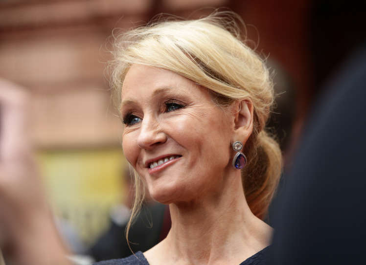 JK Rowling Reveals Whether Well Get Any More Harry Potter Books ad214359093jk rowling arriv