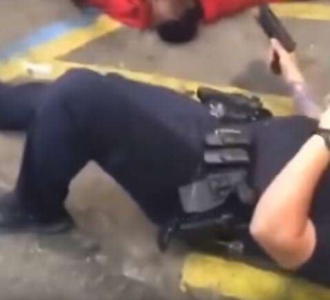 New Graphic Video Sheds Light On Alton Sterling Shooting alton 4