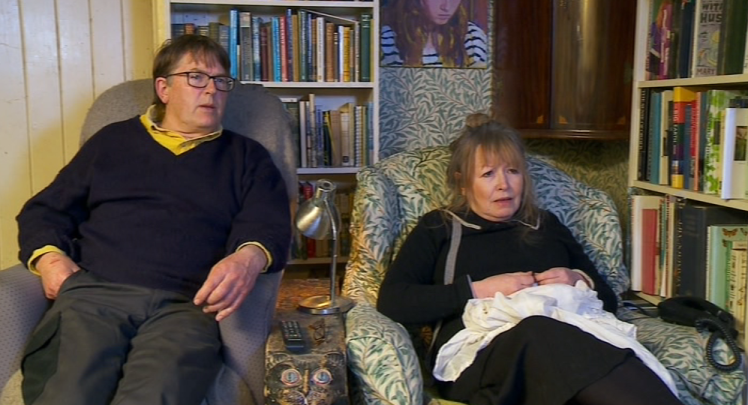 giles and mary2 This Is What The Stars Of Gogglebox Actually Do For A Living