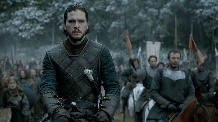 Five Fantasy Series They Need To Turn Into TV Shows Next jon snow
