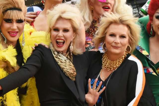 landscape 1467282392 gettyimages 543627206 640x426 Absolutely Fabulous: The Movie, Flamboyant Fun But Not Fabulous
