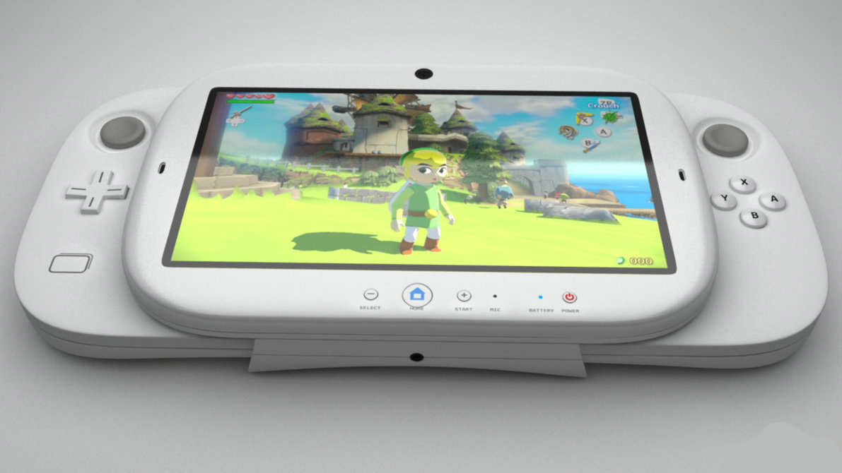 nintendo fusion nx New Nintendo Patent Reveals More About The NX