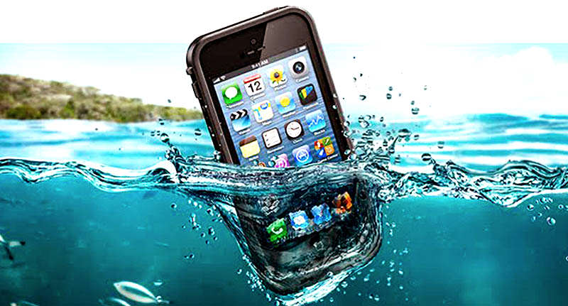 phonio Theres A Better Way Than Rice To Fix Your Water Damaged Phone