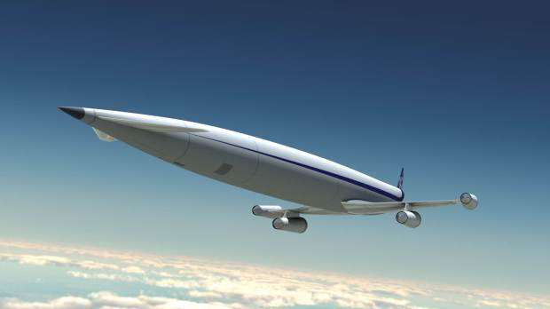 reaction 2 This Amazing New Jet Could Get You To Australia In Just Four Hours
