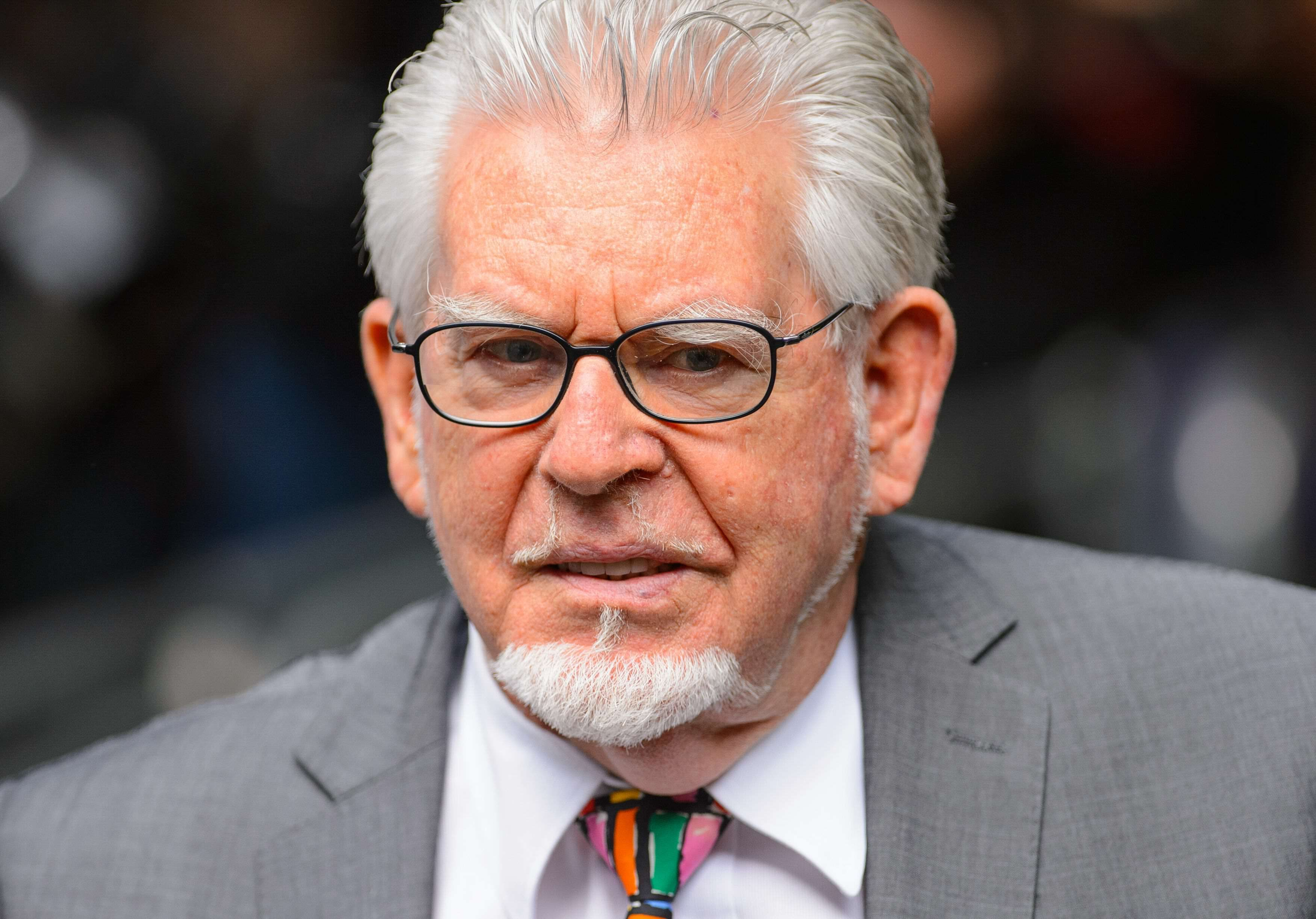 Rolf Harris Wrote This Twisted Song Taunting His Victims, Apparently rolfharris1