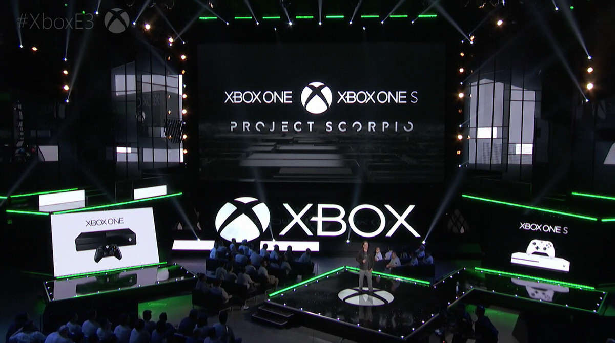 scorpio 1 Project Scorpio To Feature Awesome Trade In Program