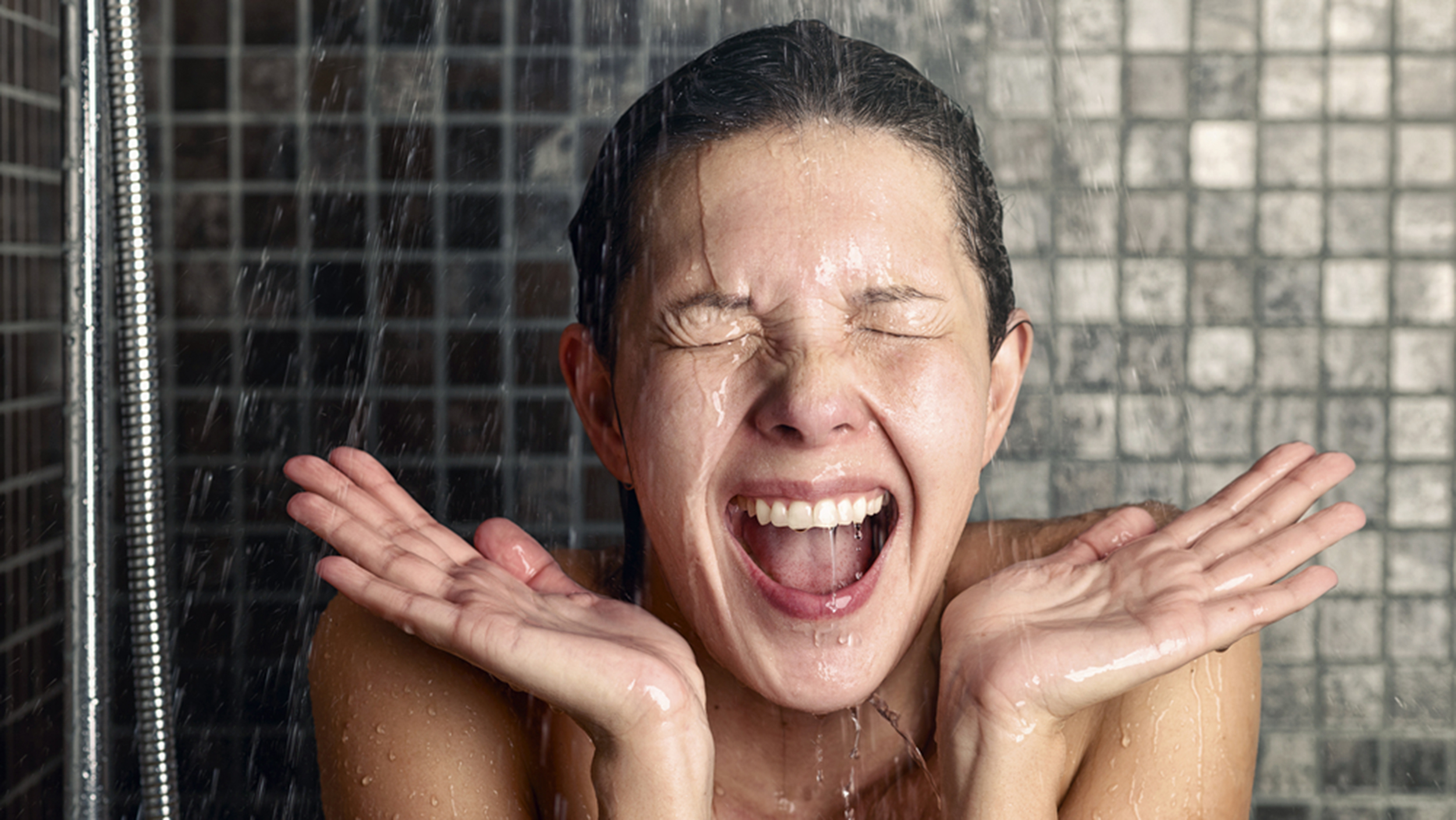 shower1 Heres How To Keep Cool In Bed During The Heatwave
