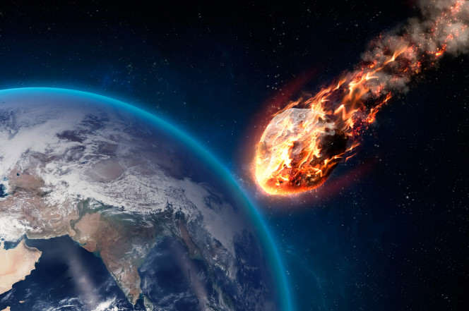 shutterstock 297359234 NASA Warn Asteroid Could Hit Earth Causing Immense Suffering And Death