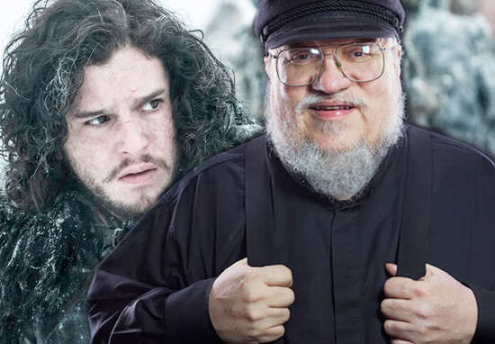 snow1 The Truth About Jon Snow Was Revealed By George R.R. Martin Years Ago