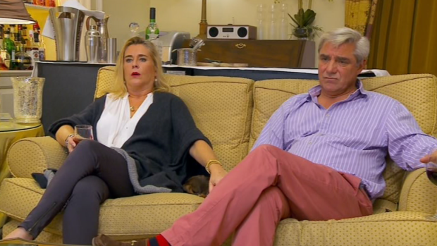 Disgusting Pics Show Grim State Of Gogglebox Couples B&B stephdom