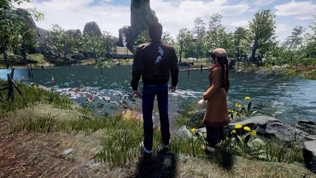u6FDnkT.0.0 Shenmue 3 Creator On How The Game Is Shaping Up
