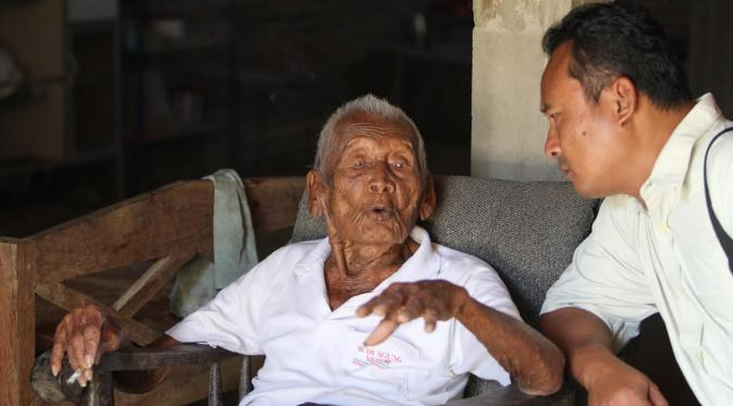 oldest living human mbah gotho dies aged indonesia