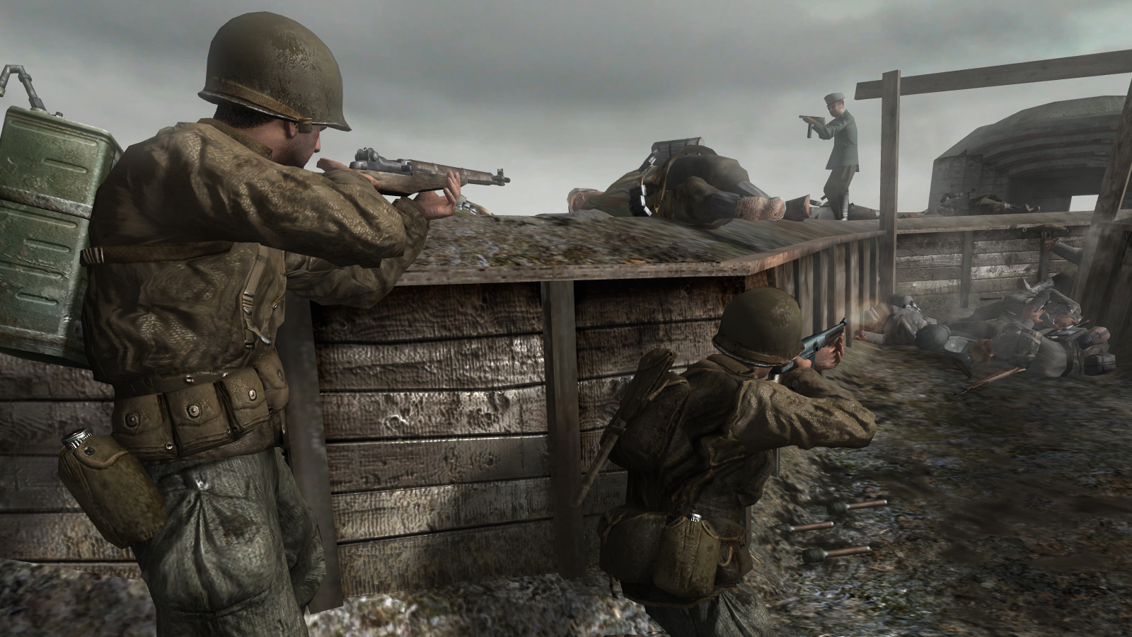 0c78be7527b2d61fc86ad898c756c8e3b106b0ea Call of Duty 2 Runs Smooth As Silk With Xbox Ones Backwards Compatibility