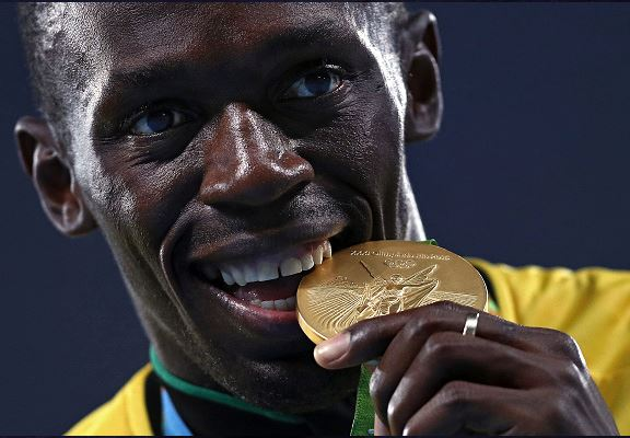 Bolt's 'Lover' Breaks Silence After Intimate Photos Leak