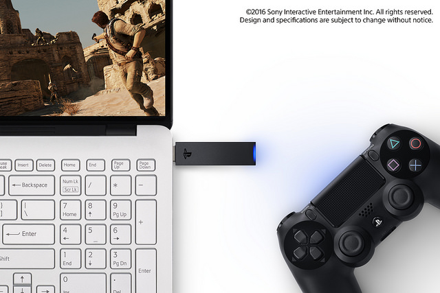 29055258292 cdc0954b4e z PlayStation Now Coming To Windows PC Alongside New Wireless Adaptor