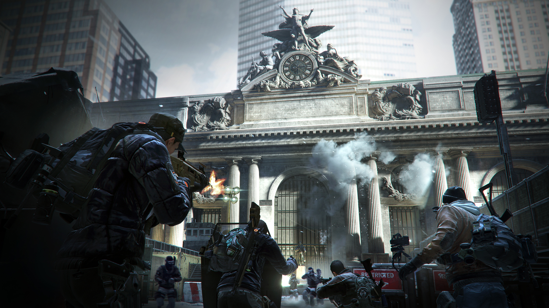 2991543 tctd screenshot grand central embargo 011516 7ampt The Division DLC Delayed By Ubisoft For A Pretty Good Reason