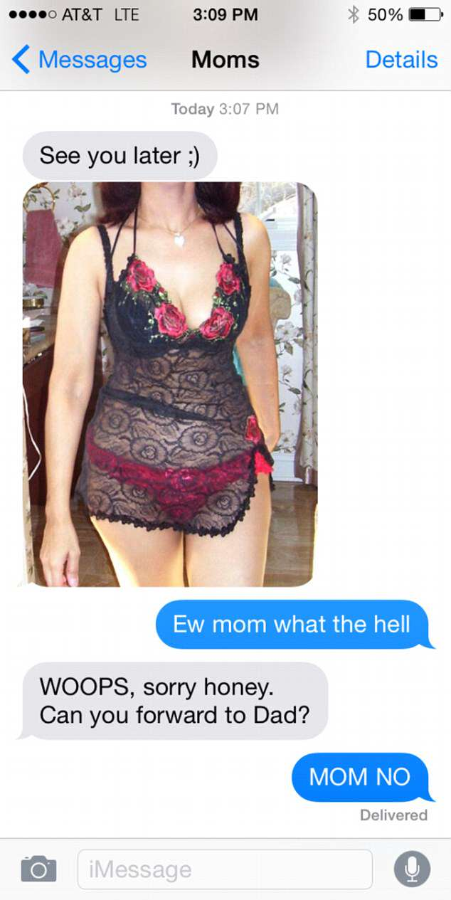 Wtf mom shes your step daughter