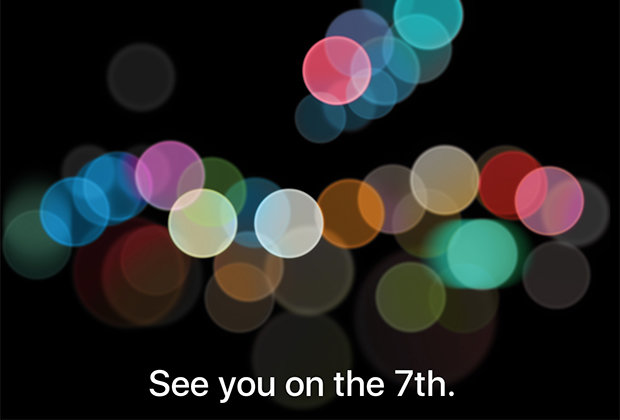 627168 Apple Officially Announces iPhone 7 Launch Date