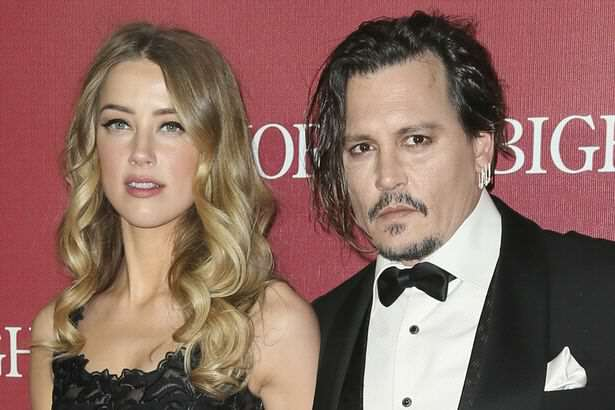 Amber Heard and Johnny Depp Footage Emerges Of Johnny Depp In Furious Clash With Amber Heard