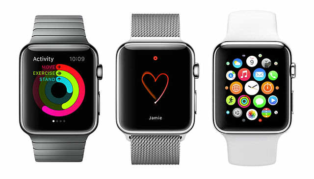 Apple watch selling points Apple Watch 2 Could Come With A Host Of New Sensors Including GPS