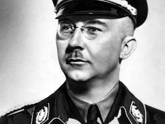 Bundesarchiv Bild 183 R99621 Heinrich Himmler 568x426 Newly Discovered Journals Give Horrifying Insight Into Man Behind The Holocaust