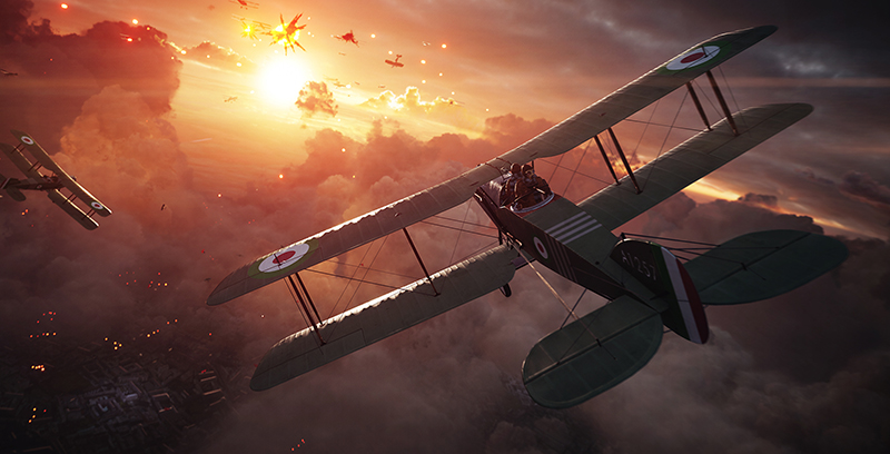 FacebookThumbnail Recovered Recovered 8 Battlefield 1 Trailer Drops Alongside Open Beta Start Dates