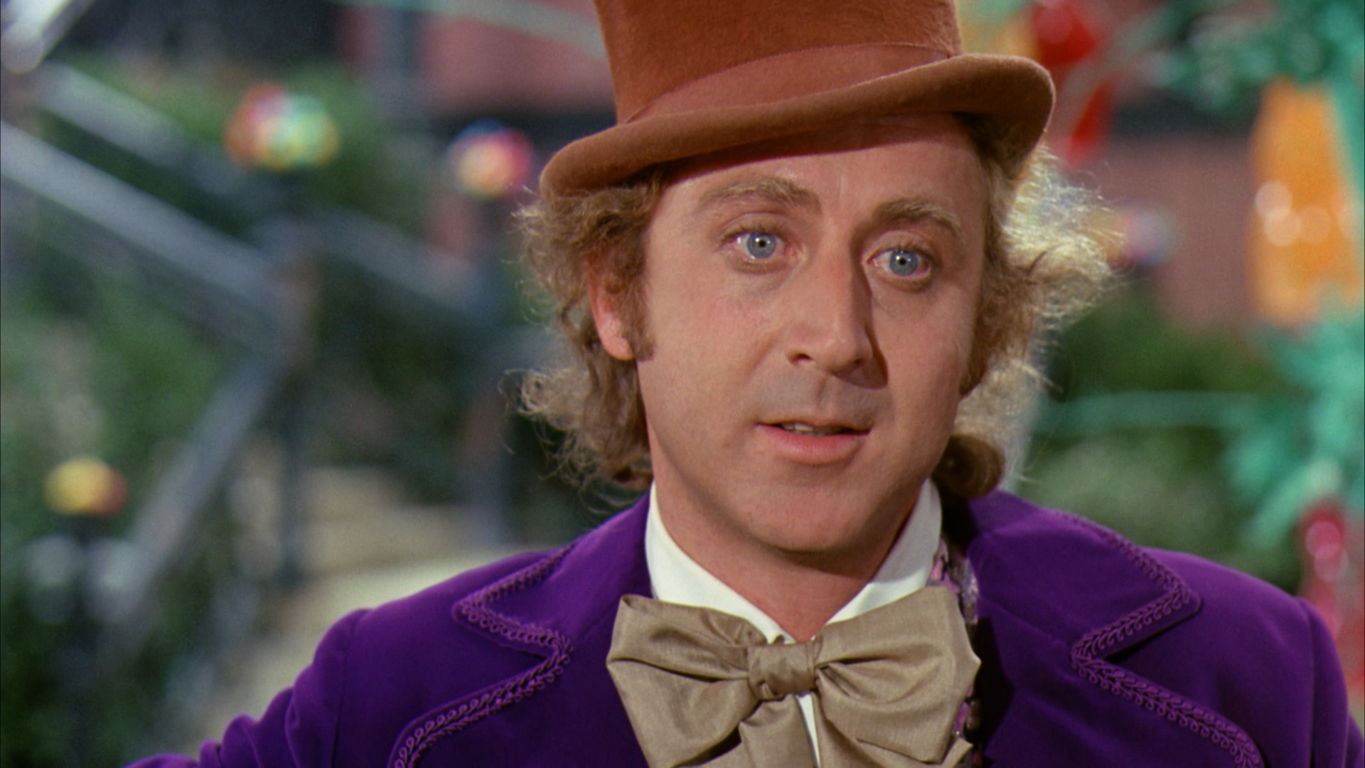 Comic Icon And Willy Wonka Star Gene Wilder Dies At 83