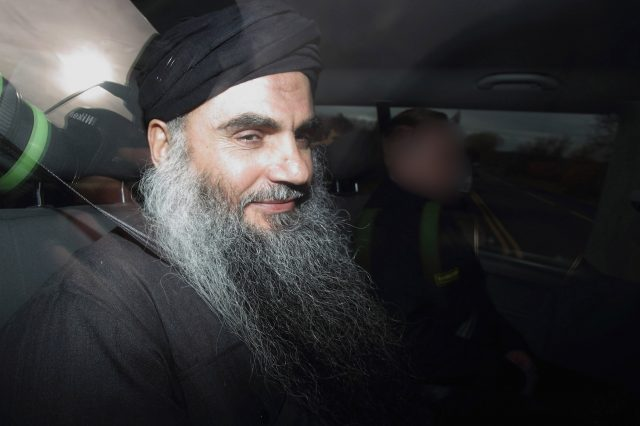 GettyImages 156325908 640x426 Extremist Cleric Abu Qatada Urges Muslims To Flee UK For Islamic World