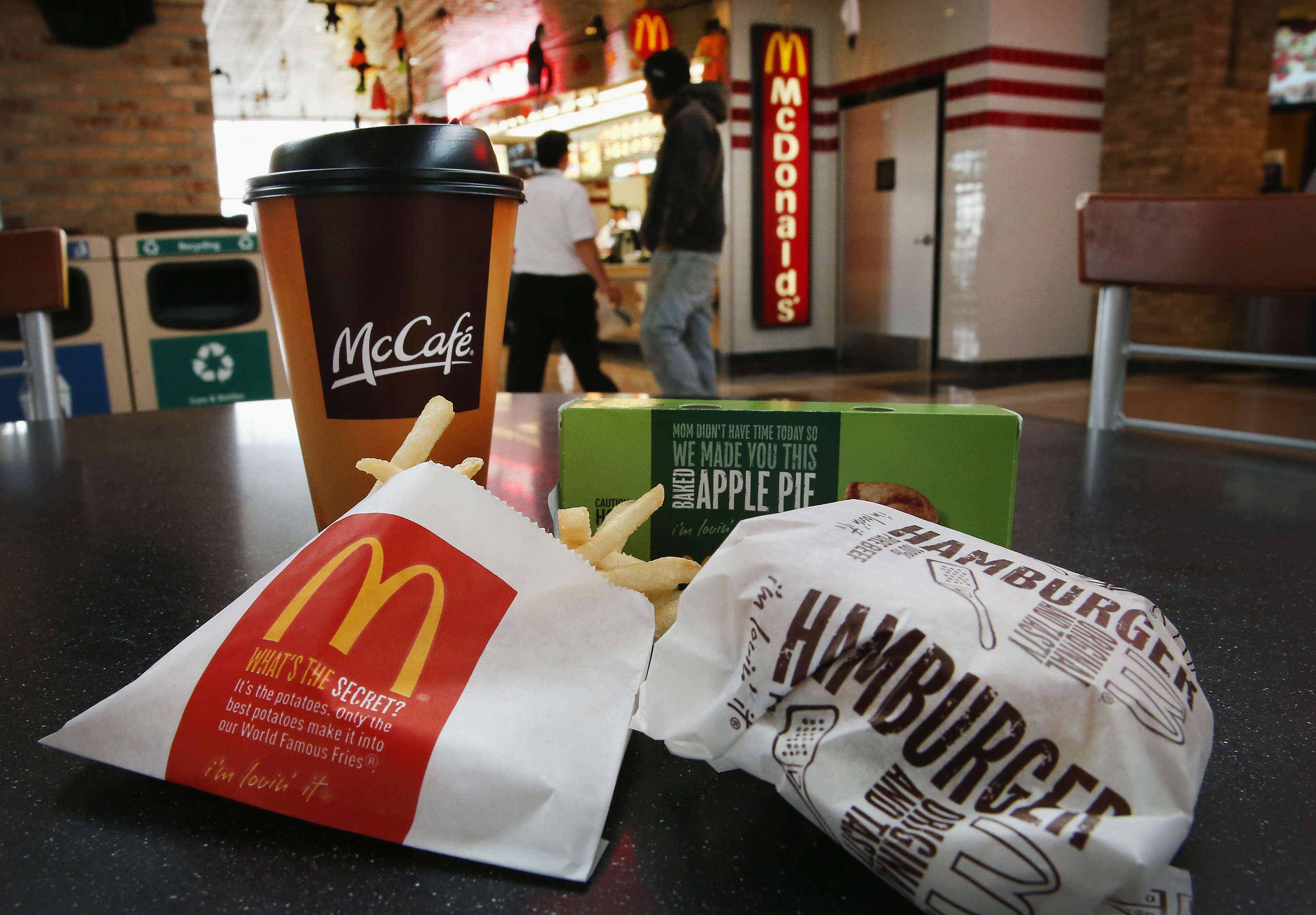 GettyImages 185747036 McDonalds Announces Massive Overhaul Of Its Menu