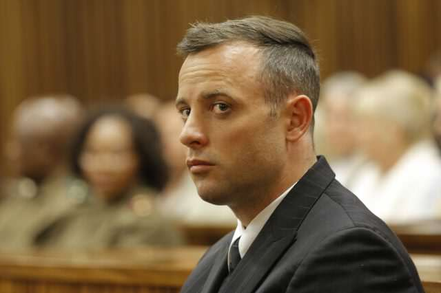 GettyImages 540041450 640x426 Oscar Pistorius Hospitalised After Self Harming In Prison