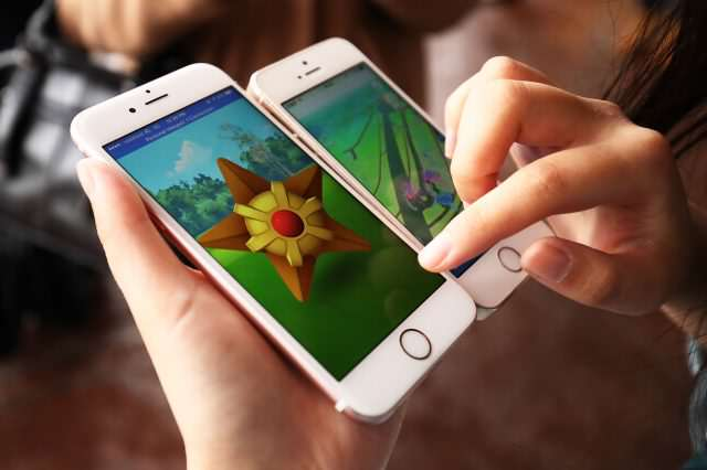 GettyImages 577905054 1 640x426 Woman Complains To Police She Was Raped By Pokemon GO Character