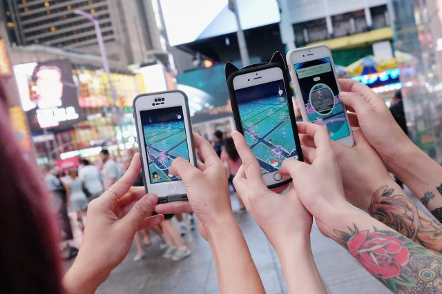 GettyImages 580960882 640x426 Meet The Woman Getting Paid $1000 A Month To Play Pokemon GO