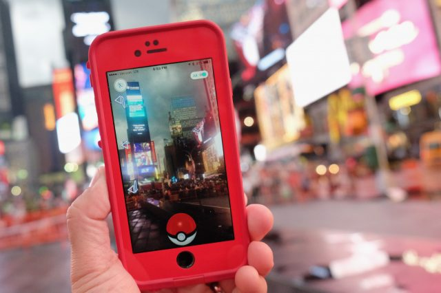 GettyImages 580960910 640x426 Meet The Woman Getting Paid $1000 A Month To Play Pokemon GO