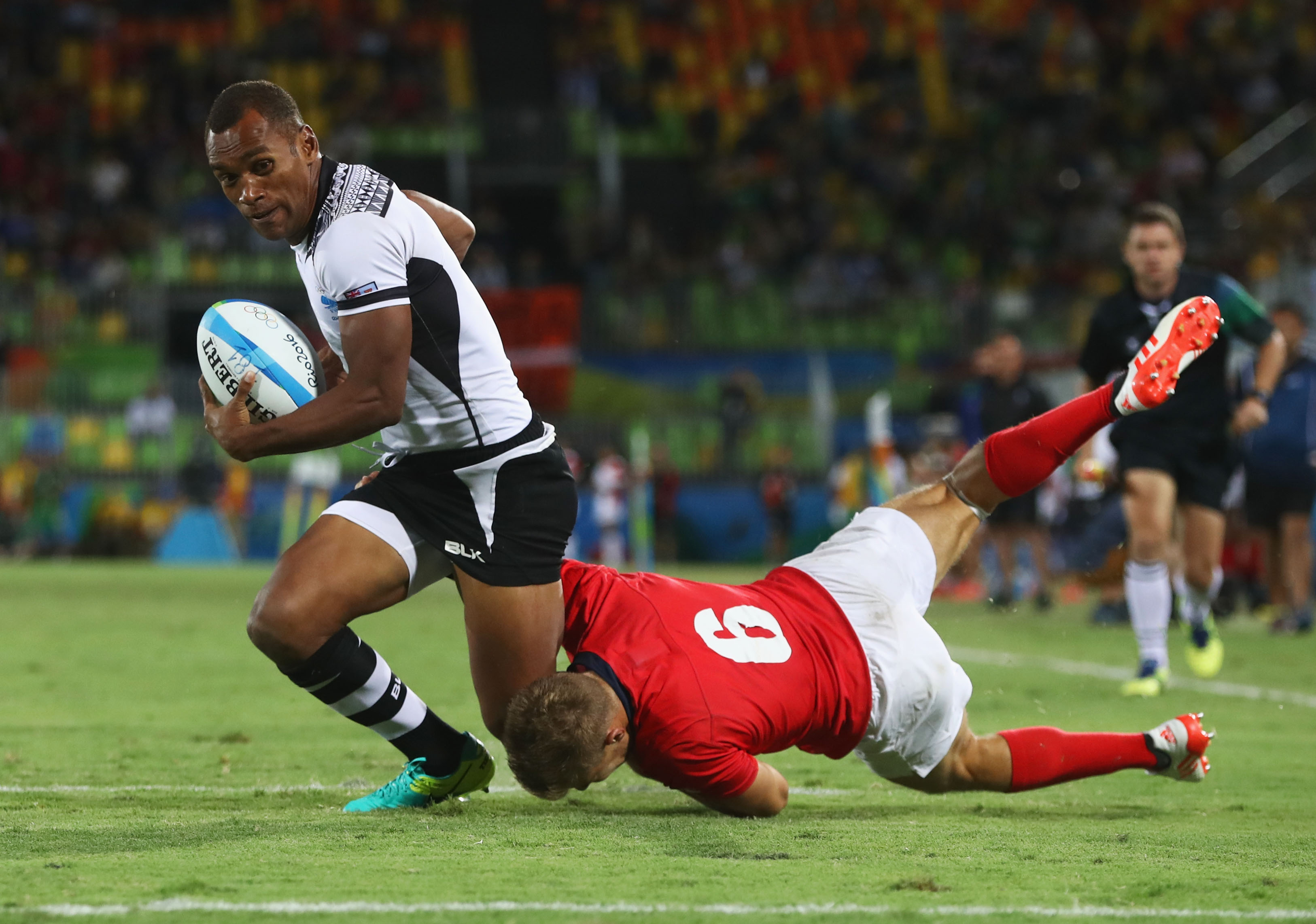 GettyImages 588558022 Fiji Wins First Gold Medal Ever, Country Loses It